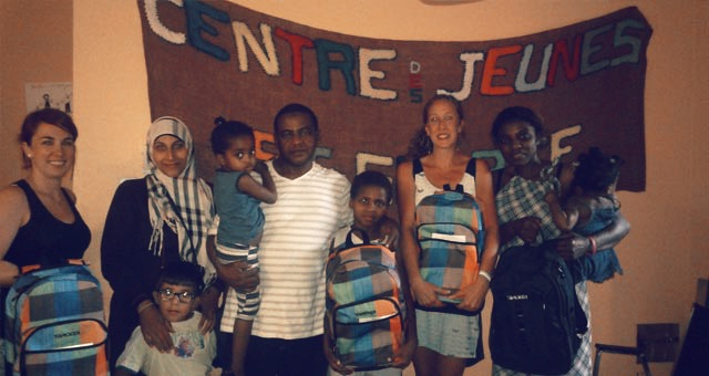 Generation Education supports 4 families in Montreal