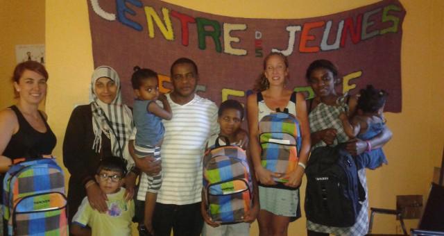 Génération Éducation soutien 4 familles de Montréal